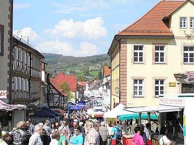 Maimarkt Tann (Rhön)