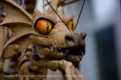 Mittelalterlicher Maimarkt Ronneburg