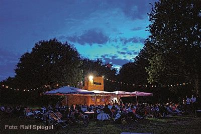 Maingau Open-Air-Kino Dietzenbach