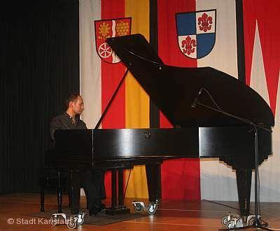 Meisterschüler am Klavier Karlstadt