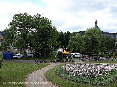 """3. Erlebnismarkt """"Milch- und Honig"""" Gersfeld (Rhön)"""