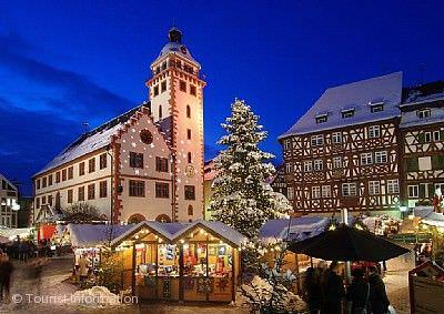 Weihnachtsmarkt Mosbach am 27.11.2020 bis 20.12.2020