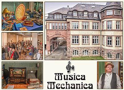Musica Mechanica Rüdesheim am Rhein