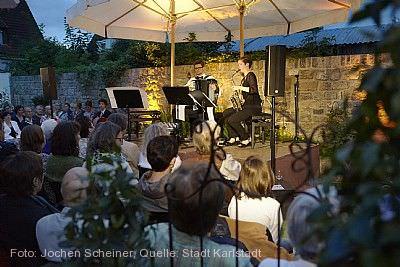 Musik in historischen Häusern und Höfen Karlstadt