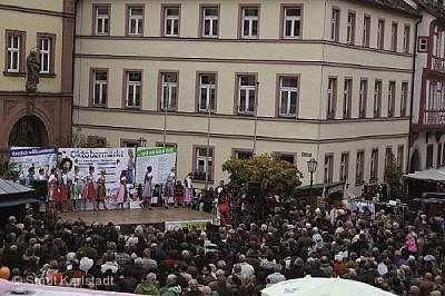 Oktobermarkt Karlstadt