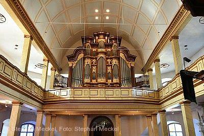 """""""mixtur - eine Woche mit der Orgel"""" Laubach"""