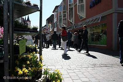 Ostermarkt Karlstadt am 28.03.2021