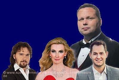 """Gala-Konzert """"Winterträume"""" mit Paul Potts, Eva Lind und Gästen Bad Sooden-Allendorf"""