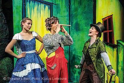 Pinocchio - das Musical Hanau