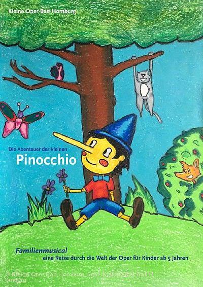 Familien-Musical Pinocchio Eppstein
