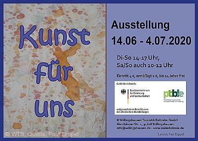 Kunst für uns Willingshausen