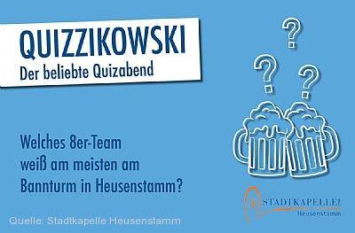 Qizzikowski - Kultursommer Heusenstamm