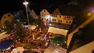 Rauenthaler Kirchweih- und Weinfest Eltville am Rhein
