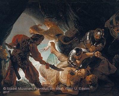 """""""Nennt mich Rembrandt! Durchbruch in Amsterdam"""" Frankfurt am Main"""