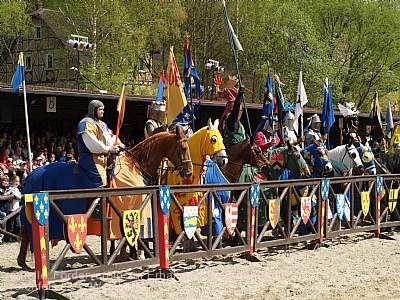 Freienfelser Ritterspiele Weinbach
