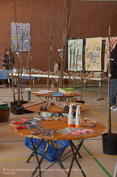 Saatgutmesse für Gartenfreunde, Naturliebhaber, Genießer… Karlstadt