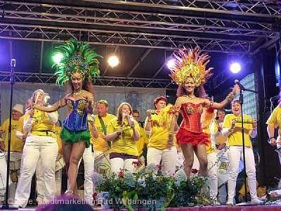 Sambafestival Bad Wildungen
