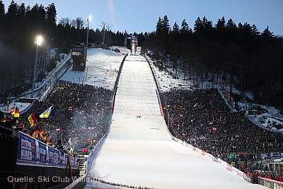FIS Skisprung-Weltcup Willingen (Upland)