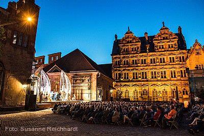 Heidelberger Schlossfestspiele - ABGESAGT !!!