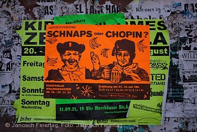 """""""SCHNAPS oder CHOPIN?"""" Willingshausen"""