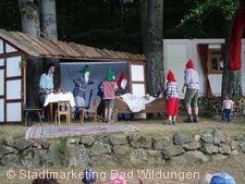 """Naturbühne Bergfreiheit - """"Schneewittchen"""" Bad Wildungen"""