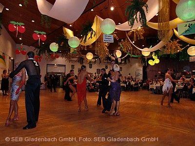 Tanzturnier der Hauptgruppe S-Latein Gladenbach