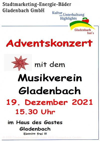 Adventskonzert Gladenbach