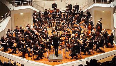 Klassisches Gastkonzert  des Berliner SinfonieOrchester Tempelhof im Beethoven-Jahr Bad Sooden-Allendorf