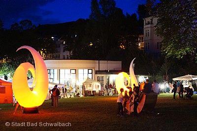 Sommernachtsfest und Kunsthandwerkermarkt Bad Schwalbach