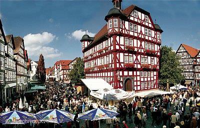 Nordhessen geschmackvoll - Spezialitätenfestival Melsungen am 13.10.2019