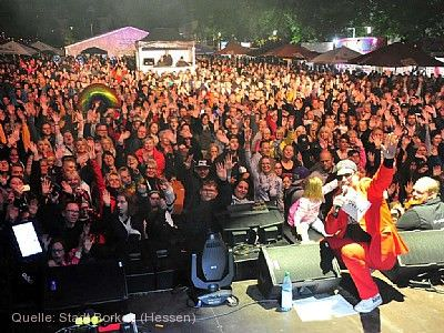 Stadtparkfest Borken (Hessen)