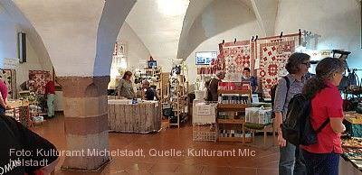 """Textilkunst """"Stich um Stich"""" Michelstadt"""