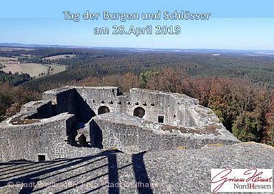Tag der Burgen und Schlösser Wolfhagen