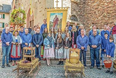 Tage des Federweißen Rüdesheim am Rhein