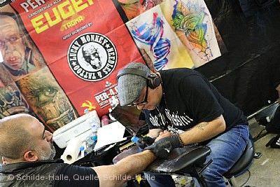 2. Tattoo Convention Bad Hersfeld