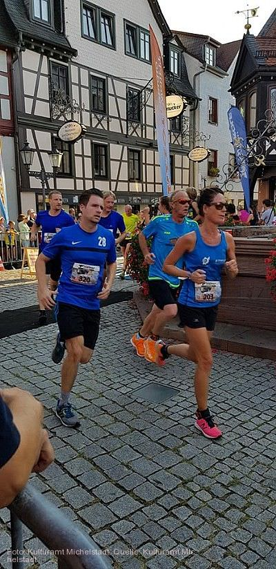 Team Marathon Michelstadt am 28.08.2020