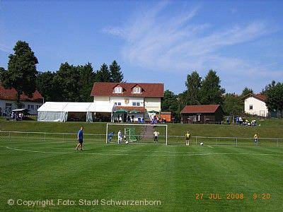 Sportwoche in Schwarzenborn
