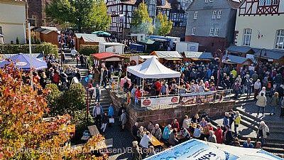 Nordhessischer Wecke- un Worschtmarkt Borken (Hessen) am 27.09.2020