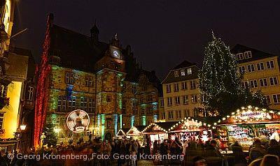 Advents- und Weihnachtsmarkt Marburg an der Lahn
