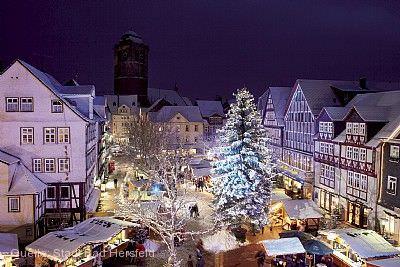 Weihnachtsmarkt der Träume Bad Hersfeld