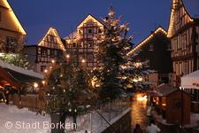 Borkener Weihnachtsmarkt Borken (Hessen)
