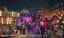 Fechenheimer Weihnachtsmarkt Frankfurt am Main