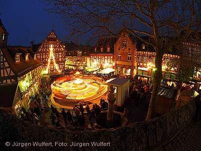 Weihnachtsmarkt Idstein