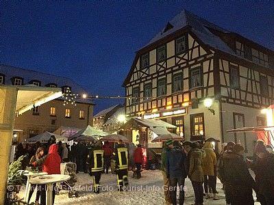 Weihnachtsmarkt in Gersfeld Gersfeld (Rhön)