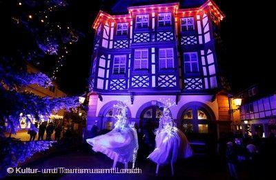"""""""Blaues Weihnachtswunder Lorsch"""""""