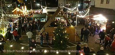 Weihnachtsmarkt Neckarsteinach