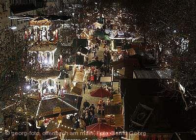 Weihnachtsmarkt Offenbach Offenbach am Main