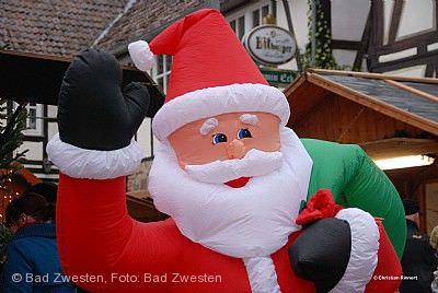 Bad Zwestener Lichterweihnachtsmarkt