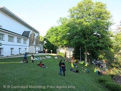 Willkommen auf der Mathildenhöhe Darmstadt