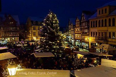 Winterzauber Bad Sooden-Allendorf am 29.11.2019 bis 01.12.2019